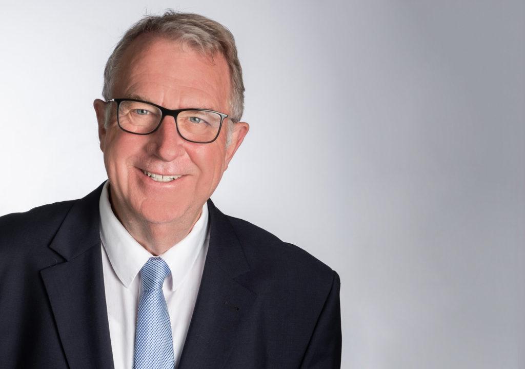 Stell. Vorstandsvorsitzender Karl Janssen
